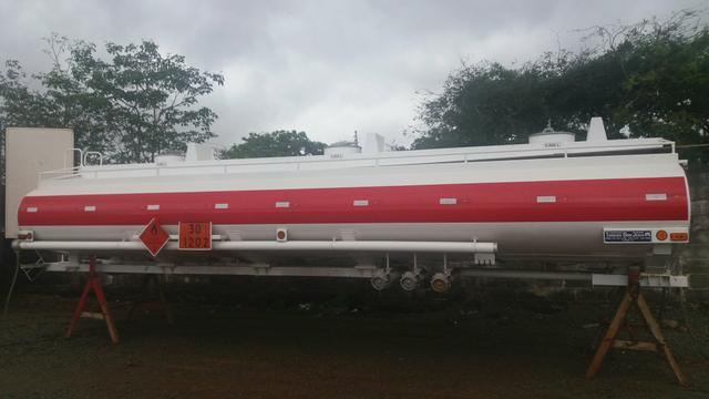 Tanque de combustível cap 15 mil lts