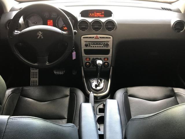 408 2011/2012 2.0 FELINE 16V FLEX 4P AUTOMÁTICO - Foto 8
