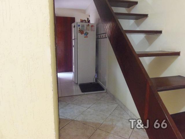 Casa duplex em condomínio com 3 quartos, em frente a Lagoa - Foto 8