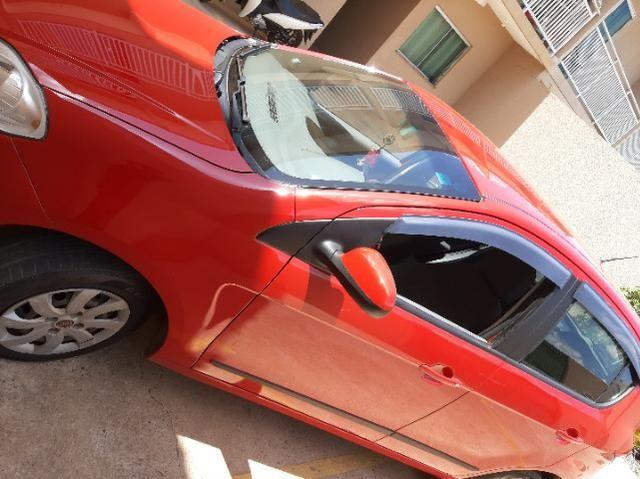 Palio Attractive 1.0 Vermelho 14/15 - Foto 8