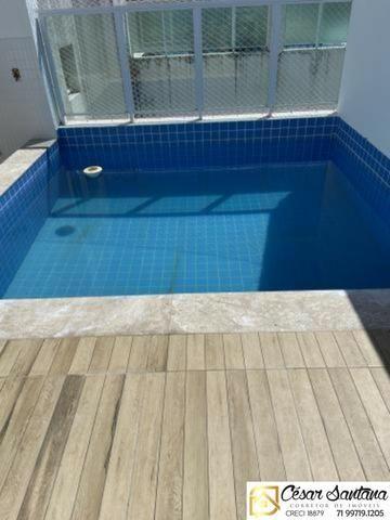 Cobertura 3/4 com piscina - Jardim Aeroporto - Lauro de Freitas - Foto 6