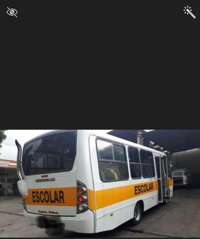 Micro ônibus Neobus Escolar 35 lugares 2013 - Foto 2