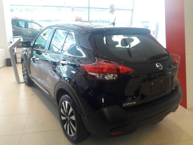 Nissan Kicks SL Pack 1.6 Cvt Xtronic 2020/2020 0km top + Taxa Selic* em 36 meses !!! - Foto 4