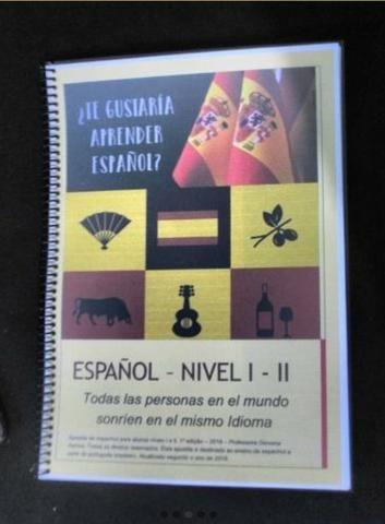 Apostila de Espanhol para Iniciantes - APRENDA SOZINHO - Foto 4