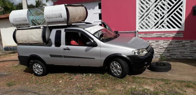 Vendo uma Fiat Strada 2010 1.4