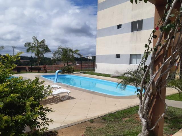 Oportunidade apartamento 55 mil transferencia 2 quartos - Foto 4
