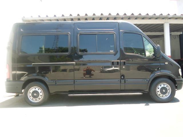 Master Bus 2.5 08 16 lugares Diesel Periciada. Entrada R$8.740,00+48x 1.125,43 - Foto 4