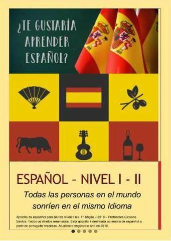 Apostila de Espanhol para Iniciantes - APRENDA SOZINHO - Foto 2