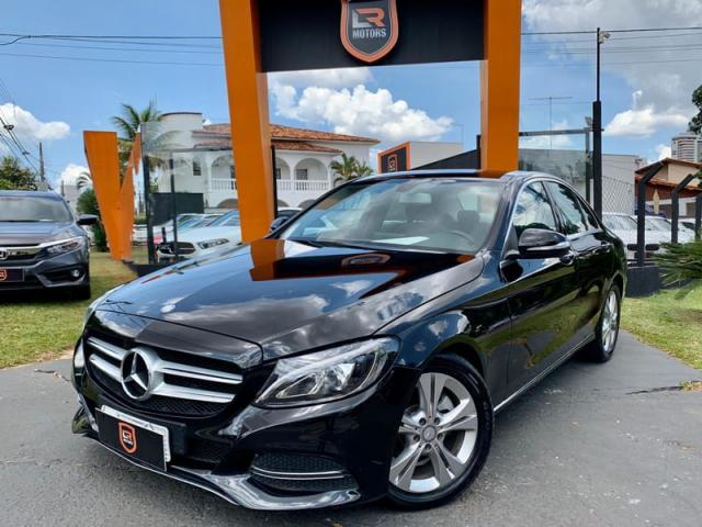 MERCEDES-BENZ C180 EXCLUSIVE 1.6 16V T4P 2015 - Foto 8