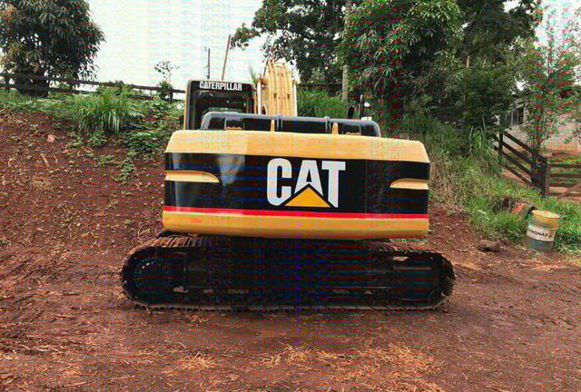 Escavadeira caterpillar modelo 320bl - Foto 5