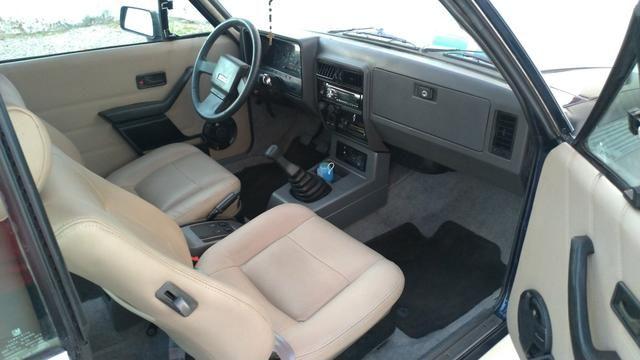 Opala Coupe diplomata 4.1s 6 cilindros de chassi 1988 versão rara - Foto 6