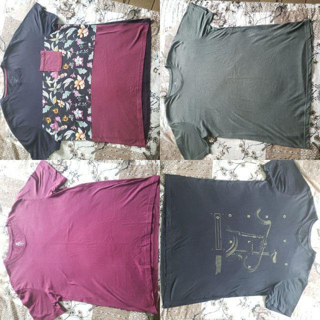 Lote roupas G/GG/46 - Foto 2