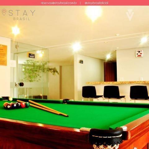 Flat com 1 dormitório para alugar, 30 m² por R$ 1.500,00/mês - Setor Oeste - Goiânia/GO - Foto 5