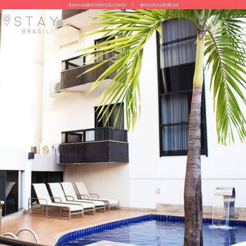 Flat com 1 dormitório para alugar, 30 m² por R$ 1.500,00/mês - Setor Oeste - Goiânia/GO - Foto 4