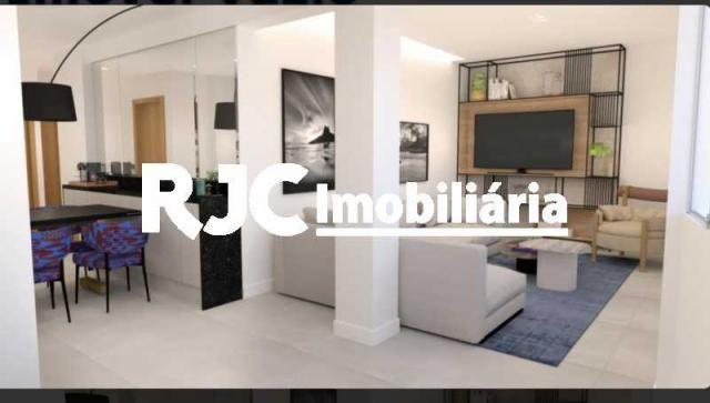 Apartamento à venda com 2 dormitórios em Glória, Rio de janeiro cod:MBAP24787 - Foto 12
