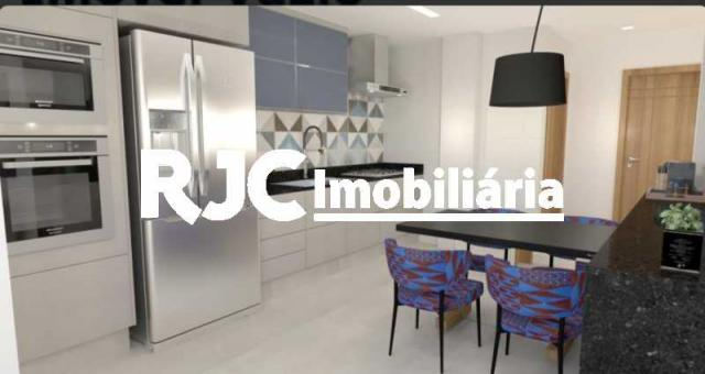 Apartamento à venda com 2 dormitórios em Glória, Rio de janeiro cod:MBAP24787 - Foto 11