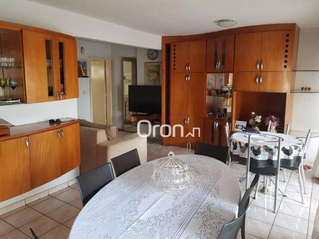 Apartamento com 3 dormitórios à venda, 120 m² por R$ 359.000,00 - Setor Central - Goiânia/ - Foto 4