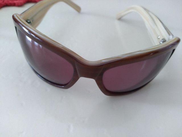 Óculos de sol unissex 35,00 ler o anúncio