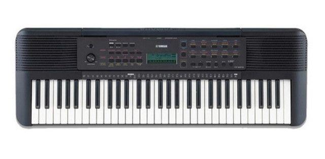 Teclado Yamaha PSR E 273 Mixer Instrumentos Musicais - Foto 4