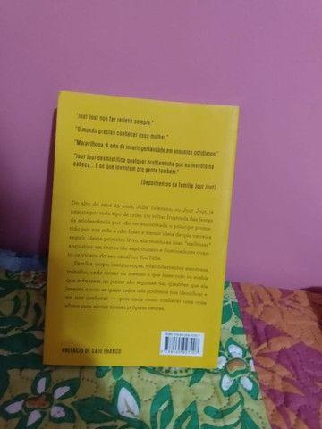 Jout Jout - tá todo mundo mal - livro - Foto 2