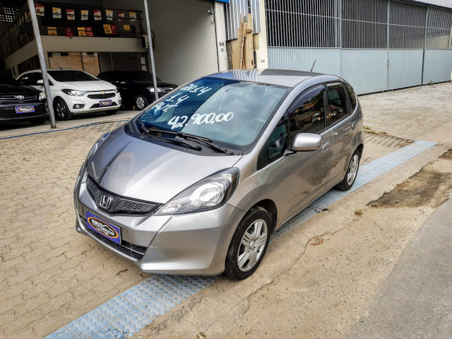 Honda Fit 1.4 2014 Automático