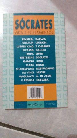 Livro - Sócrates - vida e pensamento - Foto 2