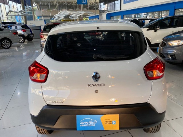 .Renault Kwid 1.0 Zen 2020 -Único dono! Garantia de Fabrica! - Foto 6