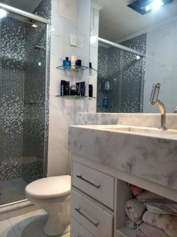 Apartamento à venda com 2 dormitórios em Jardim lindóia, Porto alegre cod:KO13949 - Foto 19