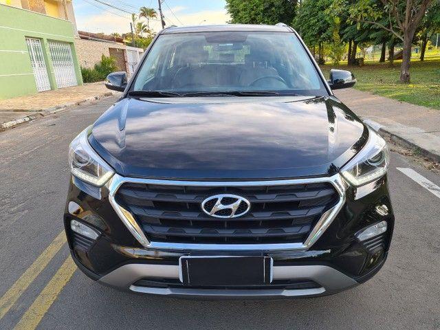Hyundai creta prestige 2.0 flex aut (59.000km) ano 2018 - Foto 6