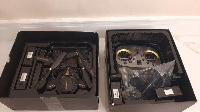 Baixou Drone visuo semi novo  xs812 - R$ 810,00 - Foto 2