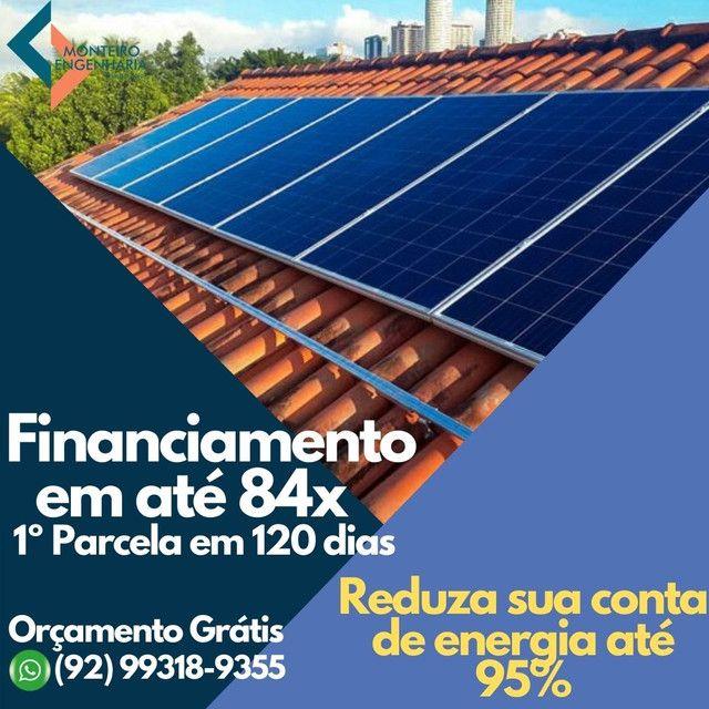 ENERGIA SOLAR - MANUTENÇÕES PREVENTIVAS GRÁTIS POR 1 ANO