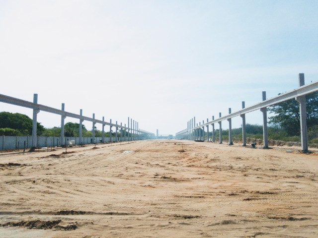 Galpão industrial pré-fabricado e estrutura metálica - Foto 3