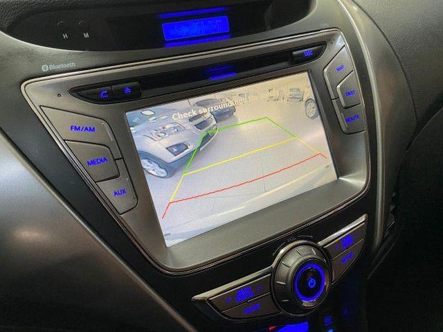 Hyundai Elantra 2.0! GLS! Top! Impecável! Até 100 % financiado - Foto 18