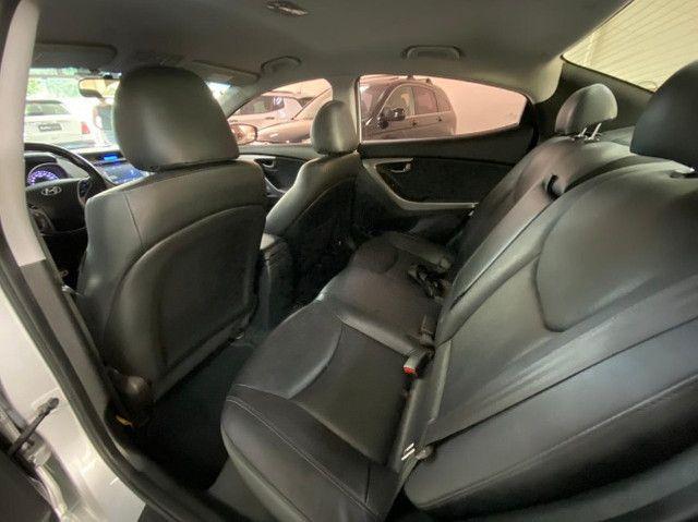 Hyundai Elantra 2.0! GLS! Top! Impecável! Até 100 % financiado - Foto 17