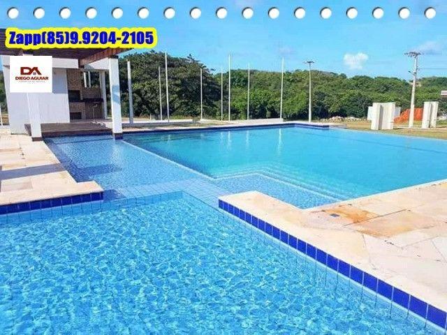 Invista e ligue -Loteamento Condomínio Fechado em Caponga !!!! - Foto 5