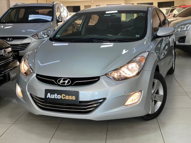 Hyundai Elantra 2.0! GLS! Top! Impecável! Até 100 % financiado - Foto 4