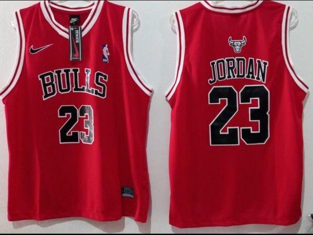 Camiseta basquete Premium atacado - Foto 3