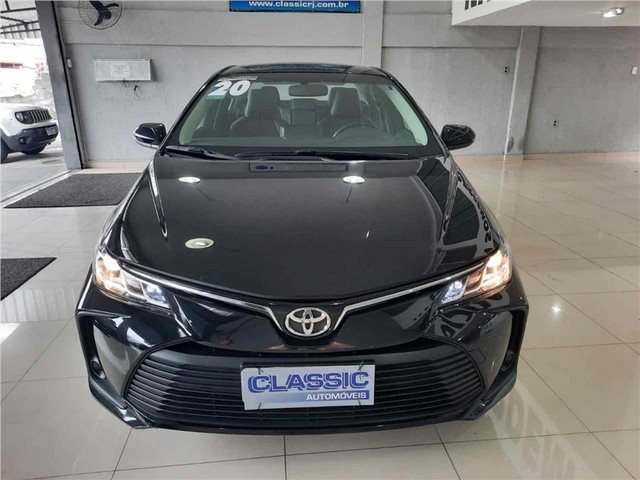 Toyota Corolla 2020 2.0 vvt-ie flex gli direct shift