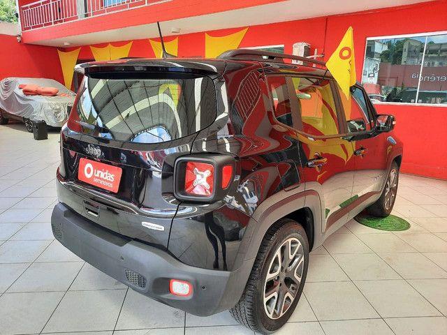 Jeep renegade longitude muito novo!!!! ipva 2021 grátis!!! - Foto 6