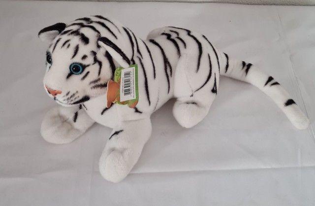 Tigre  branco NOVO de película
