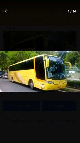 Ônibus Busscar Vistabuss Lo Mercedes 0500 Rs Seminovo Com Ar - Foto 5