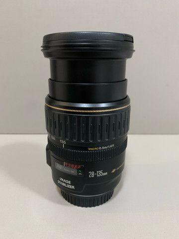 Lente Canon 28-135mm EF Is - Foto 6
