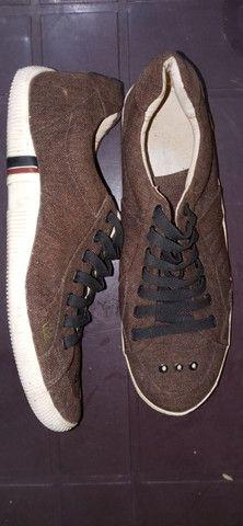 Sapato modelo Osklen Riva