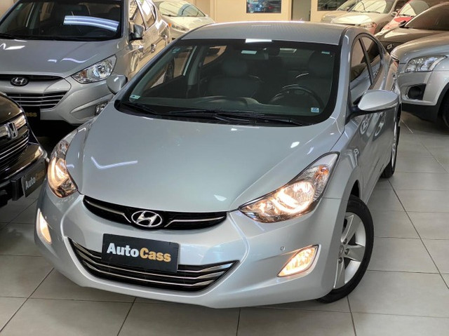 Hyundai Elantra 2.0! GLS! Top! Impecável! Até 100 % financiado - Foto 5