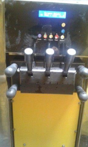 maquinas sorvete expresso e acai
