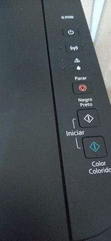 Impressora Canon G3100 Para Retirada de Peças. - Foto 2