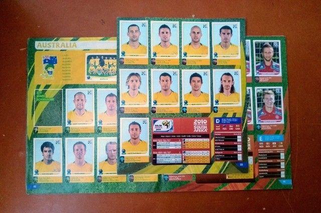 Álbum Copa Do Mundo 2010 África Do Sul - Panini - Foto 4