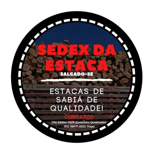 Estaca de sabiá mais barato de Sergipe  - Foto 2