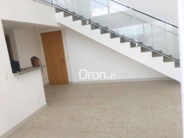 Apartamento Duplex com 2 dormitórios à venda, 99 m² por R$ 650.000,00 - Setor Oeste - Goiâ