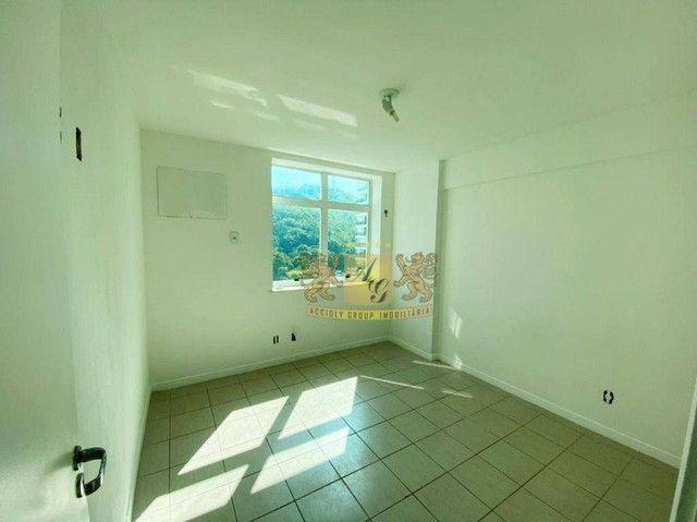 Apartamento com 2 dormitórios para alugar, 80 m² por R$ 1.500,00/mês - Santa Rosa - Niteró - Foto 7